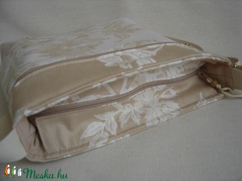 nyári bézs táska (imreagi) - Meska.hu