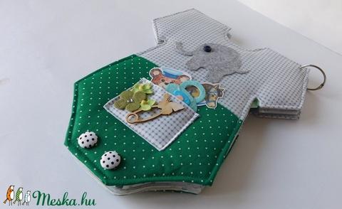 Egyedi, kézműves baba body fotóalbum, fényképalbum, emlékkönyv, keresztelői ajándék, baby photo album, baby book (Jbgifts) - Meska.hu