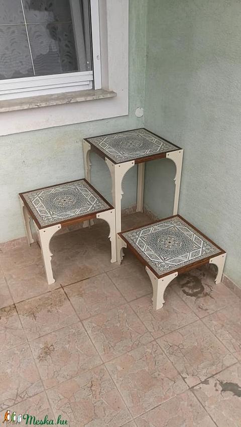 Vízipipa asztal (JenovariButor) - Meska.hu