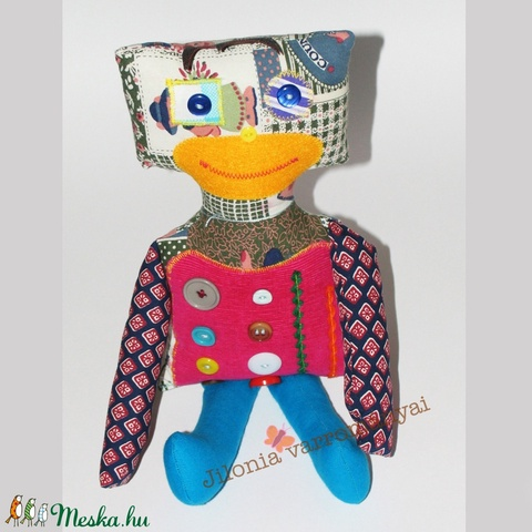 Roby Robot  - Meska.hu