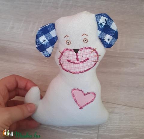 marok kutyus textiljáték - Meska.hu