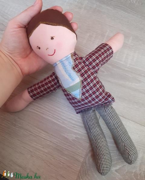 Úriember :)  fiú baba textilbaba rongybaba - Meska.hu