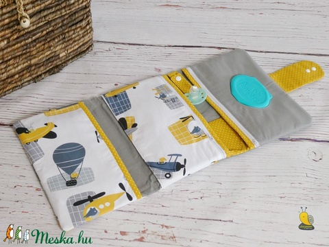 Maxi pelenkatartó táska - Repülők (joeymano) - Meska.hu
