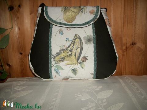 Pillangós - válltáska  (Jucko) - Meska.hu