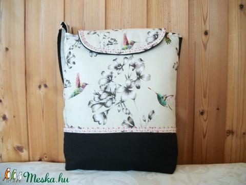 Kolibris - válltáska  (Jucko) - Meska.hu