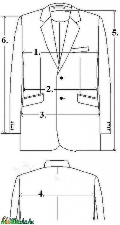 bocskai öltöny mellénnyel