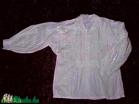 népi ,paraszt,székely ing gyerek méretben 104-134 - Meska.hu