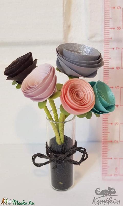 Mini csokor 5 - Meska.hu