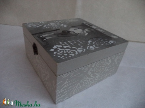 Torkoska - 4 fakkos fa doboz (kamilla112) - Meska.hu