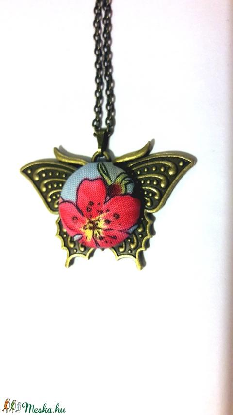 Kiárusítás!!!- Vintage pillangó  - Meska.hu
