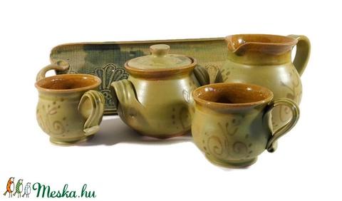 Kávésbögre szett 2 személyre (keramiko) - Meska.hu