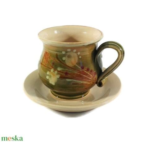 kávésbögre (keramiko) - Meska.hu