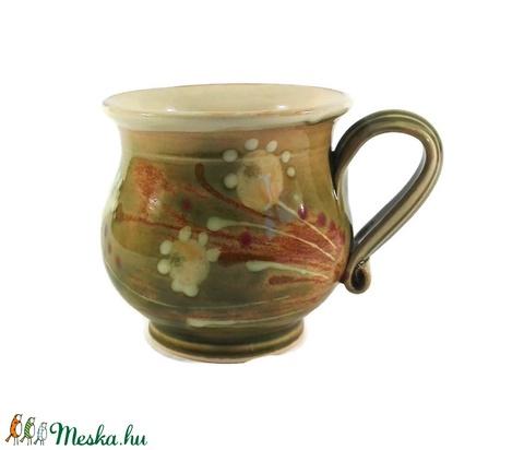 nyári rét kávés készlet (keramiko) - Meska.hu