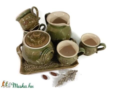 Kávés kvartett - Meska.hu