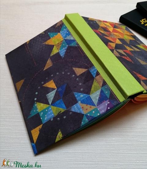 Origami- egyedi napló (kezmuvesnaplok) - Meska.hu