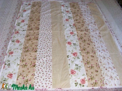 patchwork párnahuzat+takaró - Meska.hu