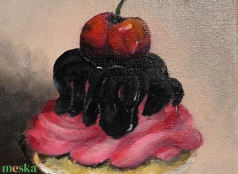 Cupcake (kiralygaleria) - Meska.hu