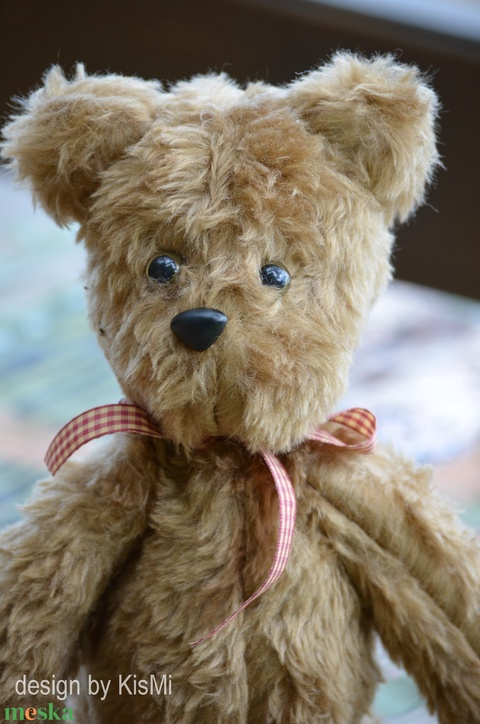 Teddy Mackó - Meska.hu