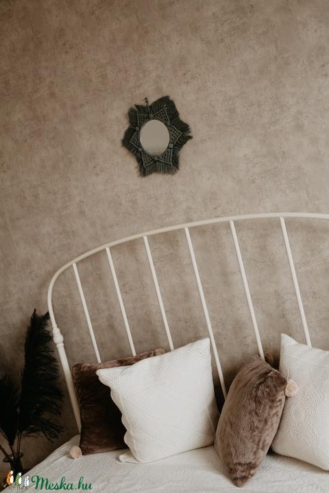 Mandala tükör (KnotsByNiki) - Meska.hu