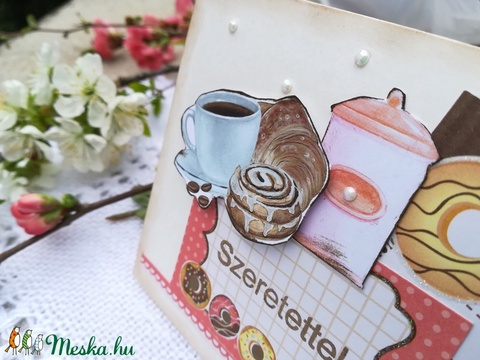 ÉDES - 1 db képeslap - Meska.hu