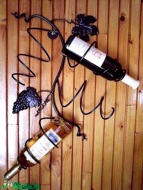 Fali 4-es bortartó. (kulonlegesvasak) - Meska.hu