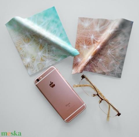 Egyedi Mikroszálas Törlőkendő - szemüvegre, mobilra, tabletre (kunbea) - Meska.hu