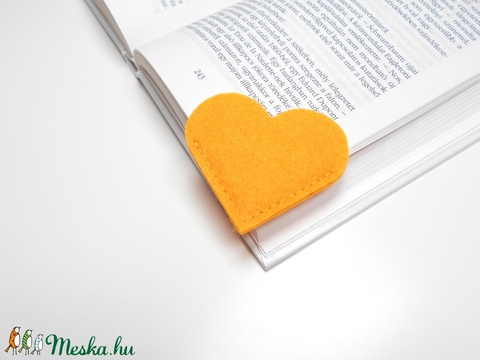' SZ�V ' Könyvjelző 2db (kunbea) - Meska.hu