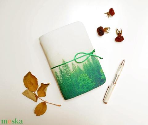 ' ERD� ' Puha Textil borítású Napló A6 (kunbea) - Meska.hu