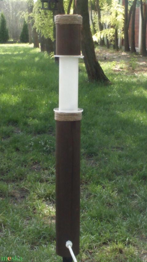Bambusz leszúrható kerti LED világítás  (Larry35) - Meska.hu