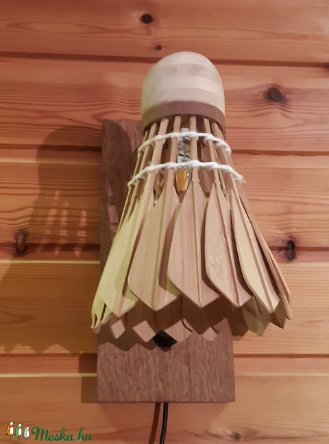 Tollas fali  LED lámpa (Larry35) - Meska.hu