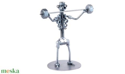 Súlyemelés, body building úr / hölgy - Meska.hu