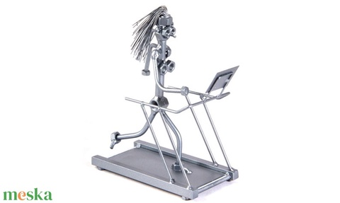 Fitness hölgy / úr - Meska.hu