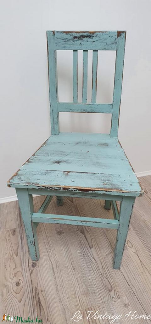 Vintage stílusú szék 1 db (LaVintagemuhely) - Meska.hu