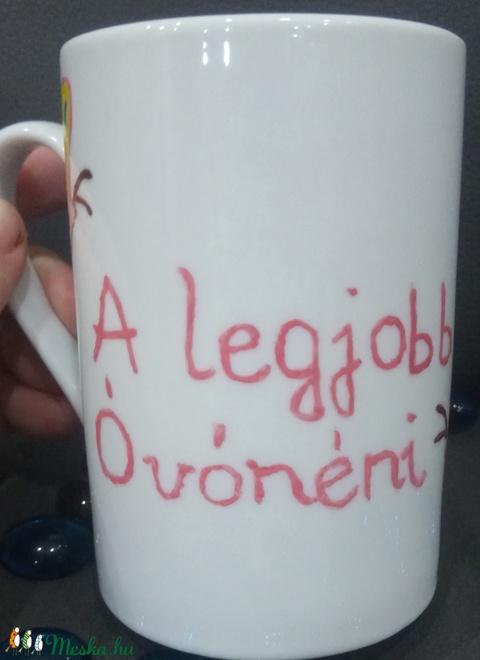 Óvónéni ajándékcsomag - Meska.hu