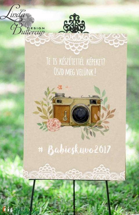 Vintage Esküvői Felirat A3, Esküvői poszter, Esküvő Dekor, Esküvői felirat, Vintage, Csipke,Zsákvászon, fotó, fénykép, - Meska.hu
