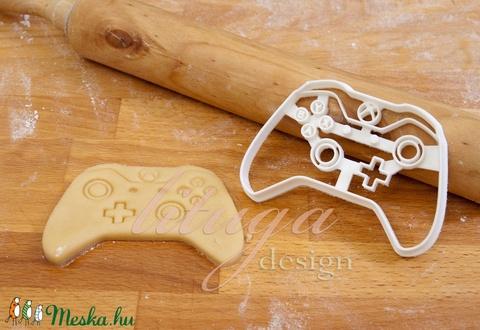 Game controller, Játék konzol sütemény kiszúró forma - Meska.hu