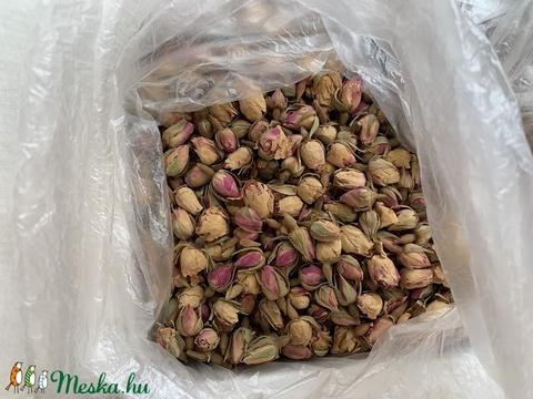 Damaszkuszi szárított rózsabimbó - Meska.hu