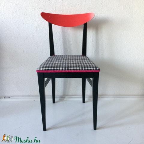 Lovechair 44. Retró kárpitozott szék (LOVECHAIR) - Meska.hu