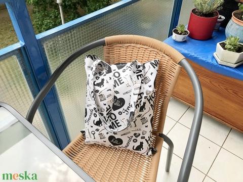 Cica Friends Home Szatyor (MaKuRa) - Meska.hu