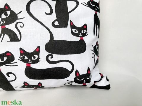 Miau Cicás Szatyor Fehér (MaKuRa) - Meska.hu