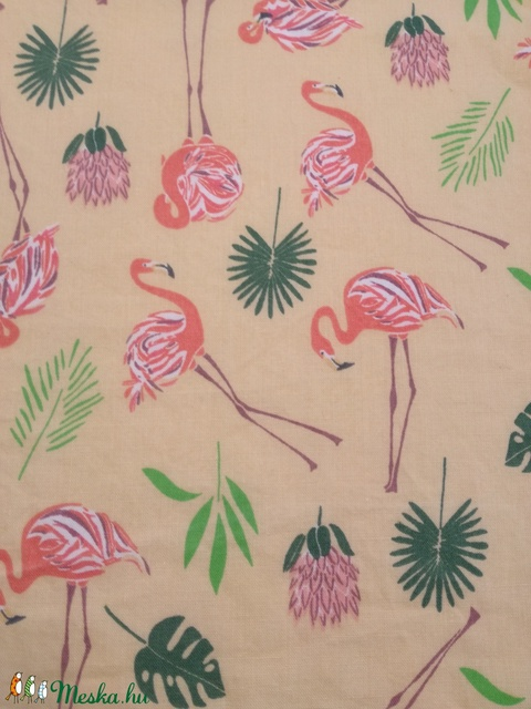 Szendvicsbatyu (flamingós) (hamibatyu) - Meska.hu