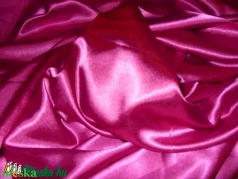 Dekoratív szatén  40 színben  150 cm széles - Meska.hu