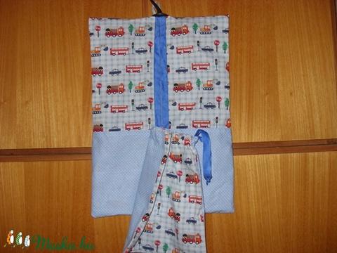 Kalózos és más fiús duokombó ovizsák - tornazsák szett  - 100% design pamutvászon -10 féle választható (MamaMariko) - Meska.hu