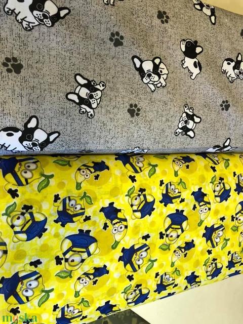 100%  pamut,  választható mintás, körben gumis minőségi lepedő  - otthon & lakás - lakástextil - szett kiságyba - Meska.hu