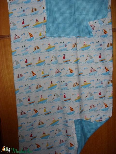 4 db-os ovis szett - ágyneműhuzat, ovis zsákok - ökotex kombó 100% pamut design textil - játék & gyerek - Meska.hu
