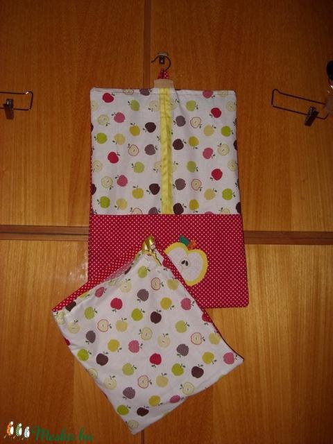 4 db-os ovis szett -ágyneműhuzat és ovis zsákok- ovis jel mintájú textilből is - játék & gyerek - Meska.hu