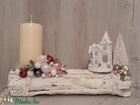 Karácsonyi asztaldísz! (MaricaPortekai1) - Meska.hu