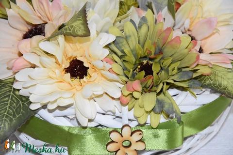 Gerberás virágbox