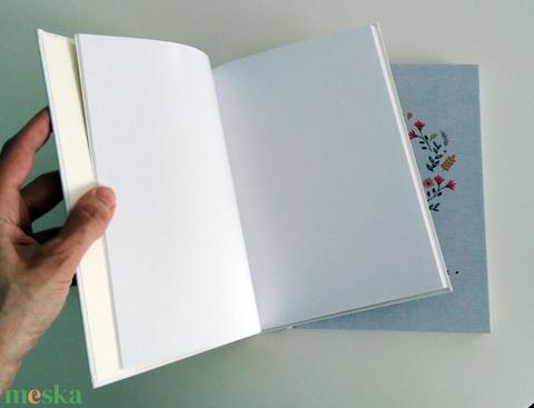 esküvői vendégkönyv/jegyzetfüzet/fotóalbum  (mateni) - Meska.hu
