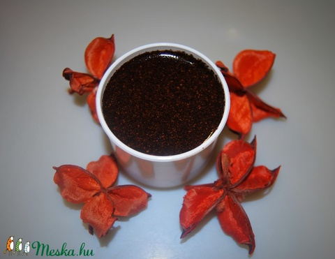Kávés grapefruitos testradír dióolajjal narancs bőrre terhességi csíkokra egyedi természetes ajándék szülinapra névnapra (medalin) - Meska.hu